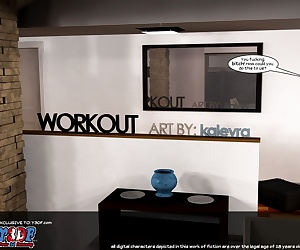 manga Y3DF- Workout, teacher , incest  3d