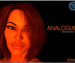 manga TGTrinity- Analogue – Sequence 3, anal , transformation  3d