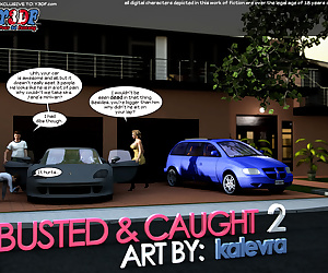 manga Y3DF- Busted & Caught 2, incest , 3d  3dincest