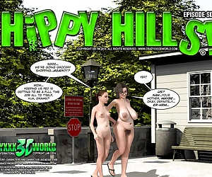 manga Hippy Hills- Episode 6, masturbation , incest  family