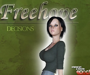 manga Epoch3D- Freehope 3- Decisions, blowjob , 3d  hardcore