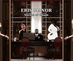 manga Eris Manor- Shrine of Chaos, incest , 3d  hardcore