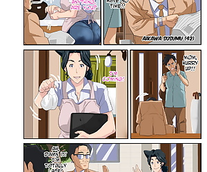 english manga Zoku Kimottama Kaa-chan to Charao.., mom , english