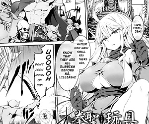 english manga Kensei Gangu, demon , rape