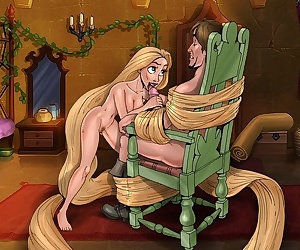 manga Cartoon ZA Fucking with Rapunzel -.. hardcore